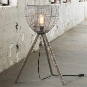 robuuste industriele vloerlamp
