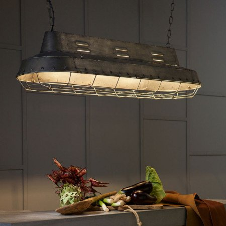 industriele lamp van be pure