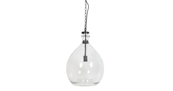 Hanglamp GABI – Glas Helder – L