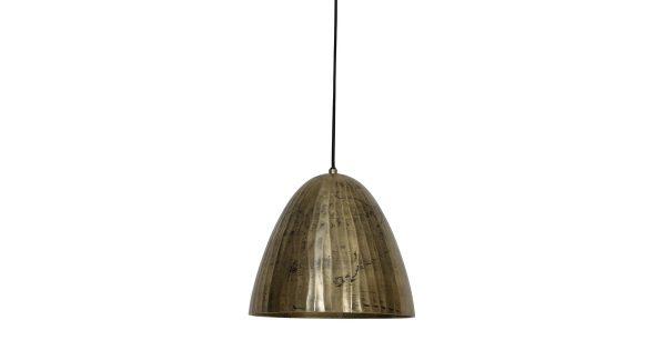 Hanglamp ENISA – antiek goud – M