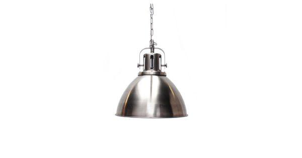 LABEL51 – Hanglamp Spot 47x47x52 cm – Industrieel – Zilver