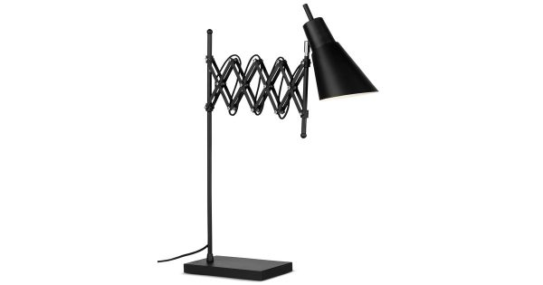 Oxford – Tafellamp – Zwart