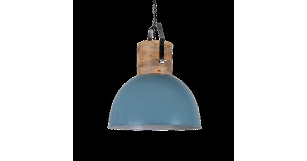 Hanglamp Fabriano Diameter 30 cm Vintage Blue