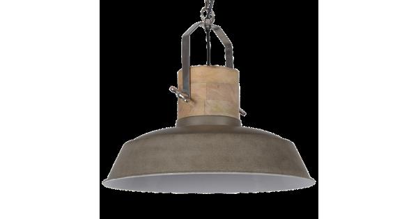 Hanglamp Loreto 62 cm Cement