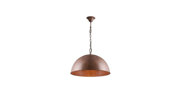 Linea Verdace Hanglamp Cupula Classic Ø50 Cm – Bruin