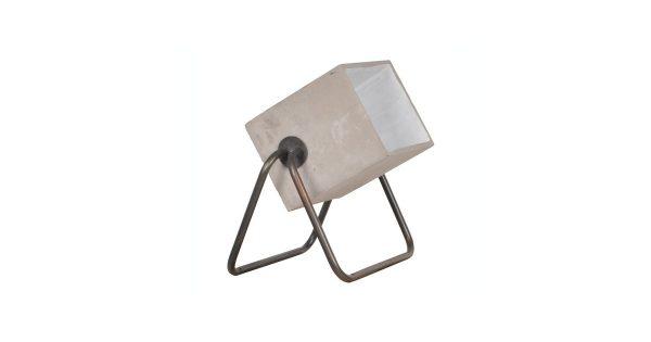 Zuiver Vloerlamp Tafellamp Concrete Up