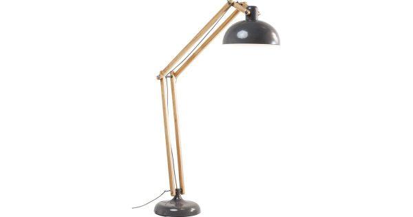 Kare Design Vloerlamp Work Station – Grijs