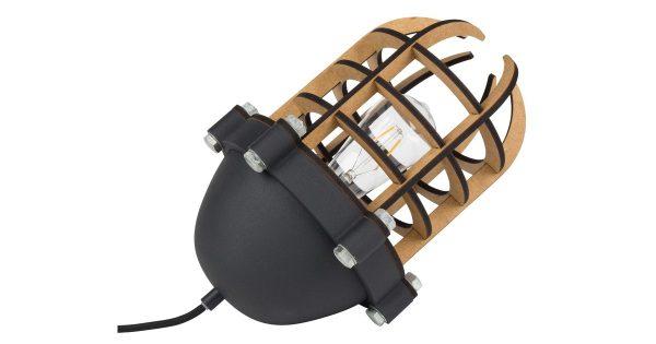 Zuiver Tafellamp Navigator – Ø22.5 X H32 Cm – Zwart