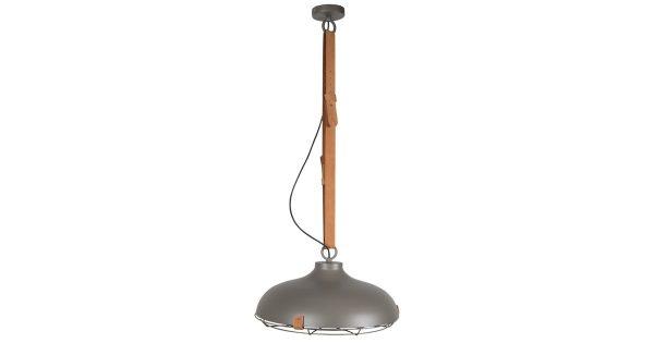 Zuiver Hanglamp DEK 51 – Ø51 Cm – Grijs