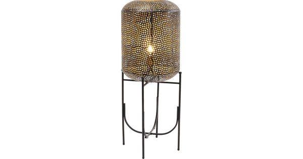 Kare Design – Vloerlamp Oasis – H92 Cm – Zwart