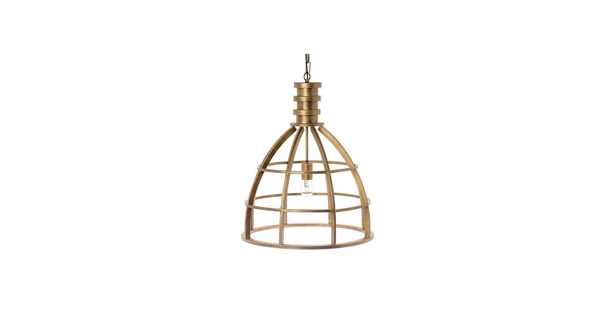 Riverdale Hanglamp Vintage.Riverdale Boston Hanglamp 50 3 X 63 Cm Goud